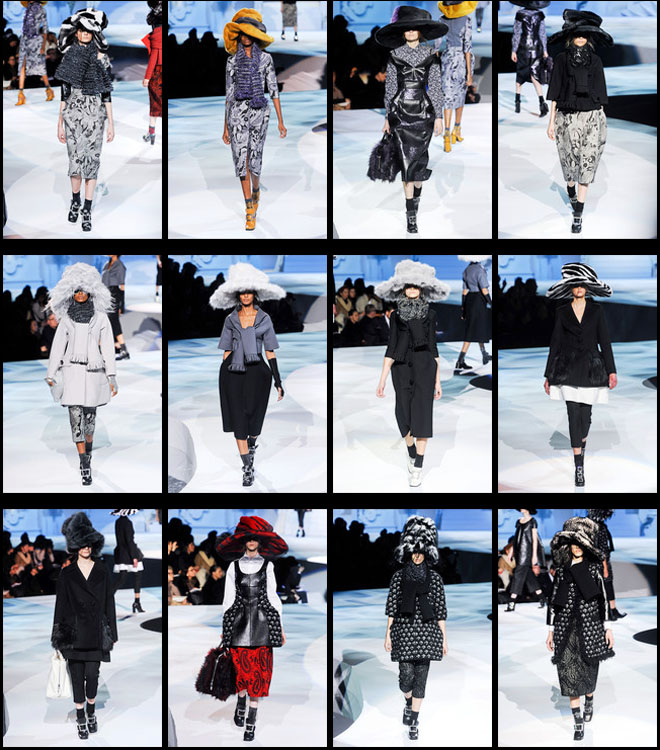 Marc Jacobs Fall/Winter 2012