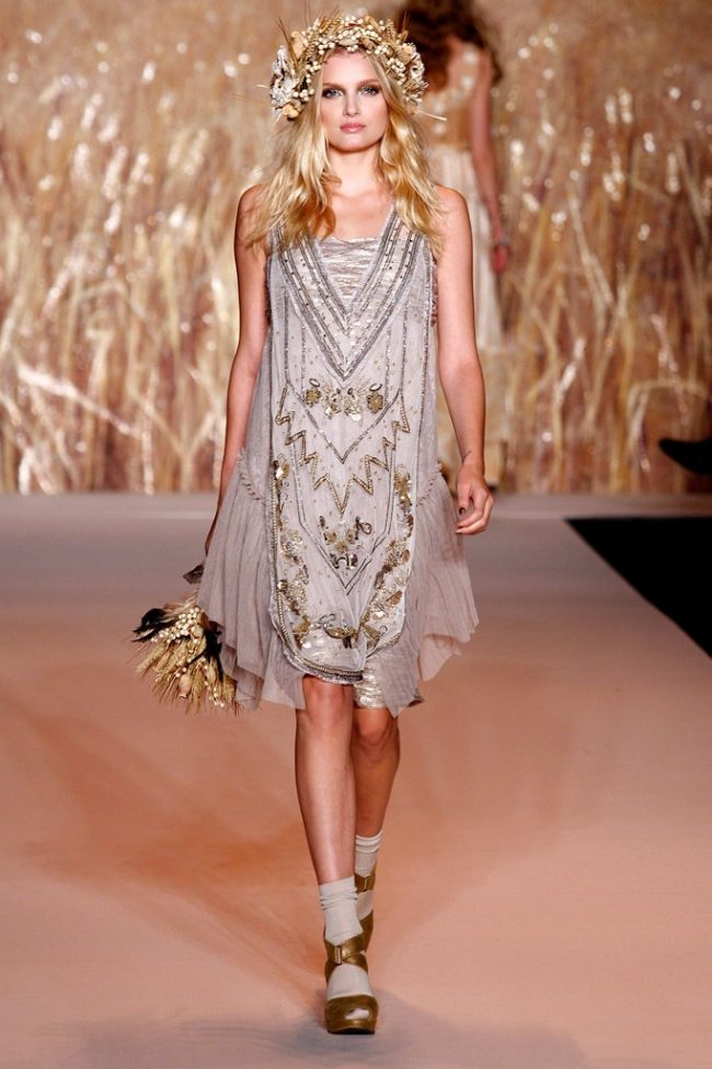Anna Sui Spring Summer 2011