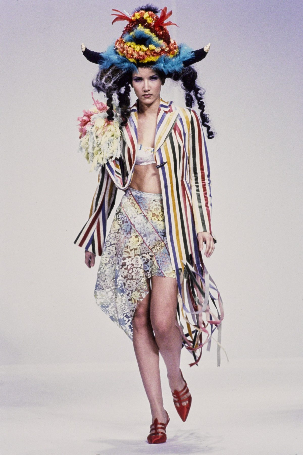 John Galliano Spring Summer 1993