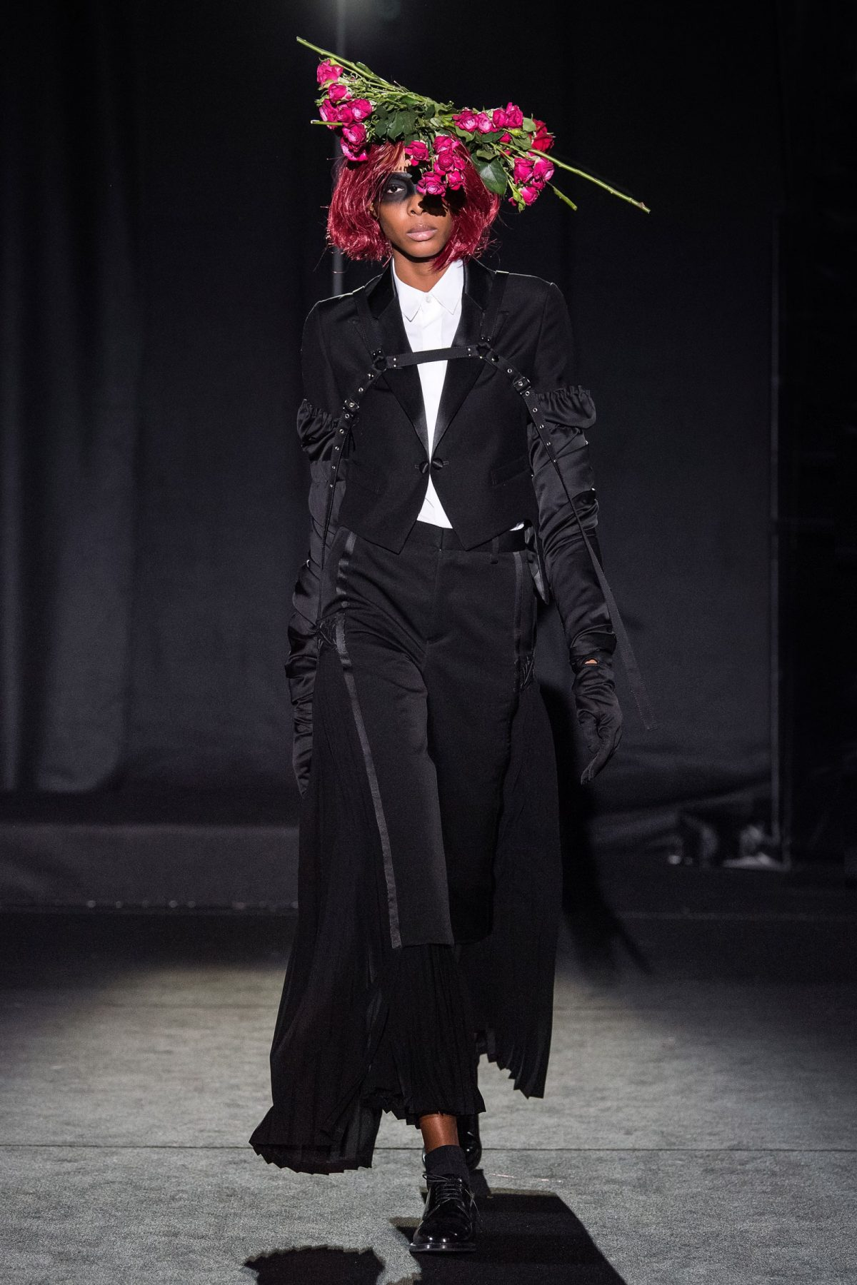 Noir Kei Ninomiya Fall Winter 2019