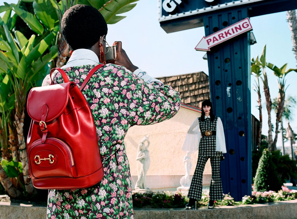 GUCCI Spring Summer 2020 campaign