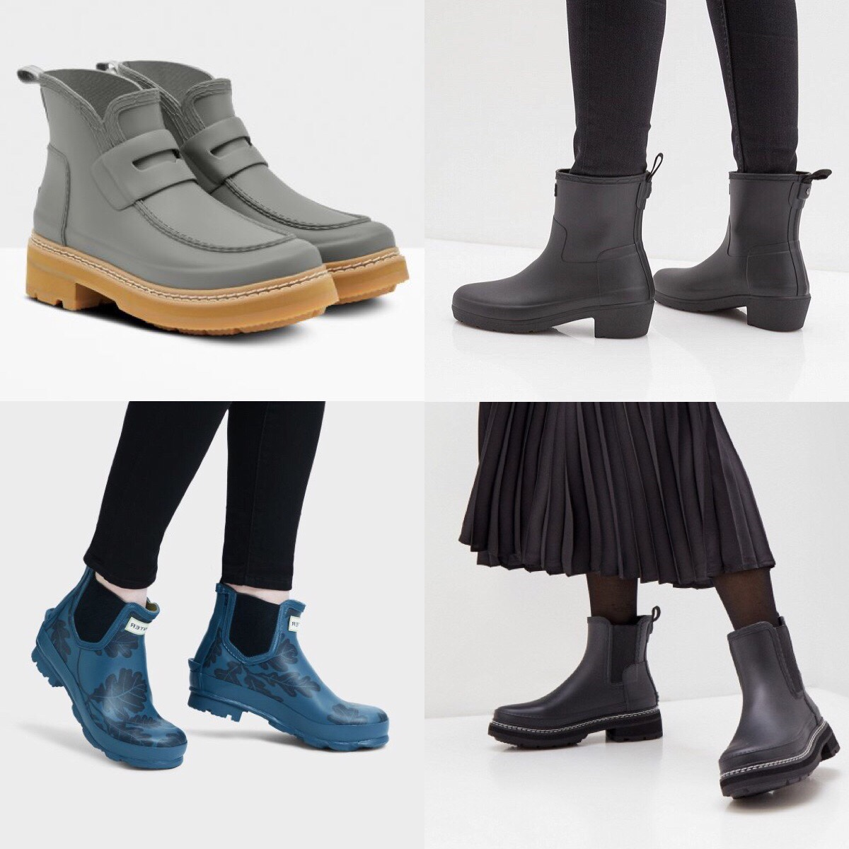 Ankle boots Hunter