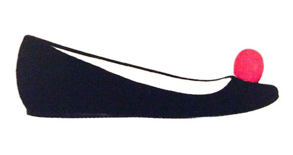 By Larin ballet flats